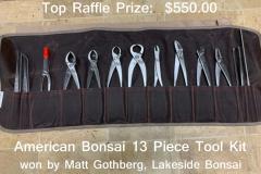 Top Raffle Prize