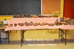 Mark & Becky Hanner, Stone Garden Pottery